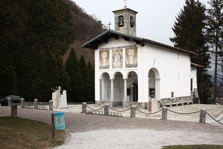 Madonna del Ghisallo Sanctuary - Cicli Corsa Classico