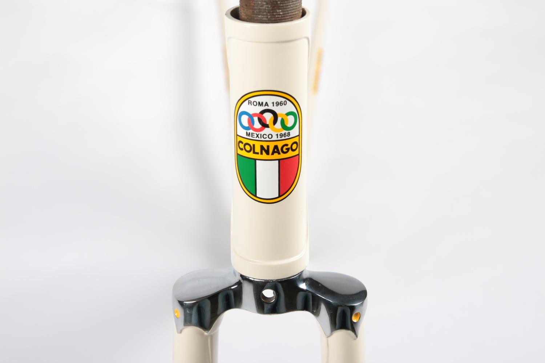 Colnago Super - Tipo Roma - Cicli Corsa Classico