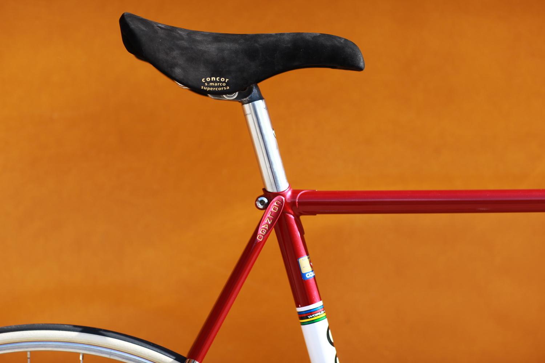 Colnago Pista Complete Track Bicycle FCI Saronni