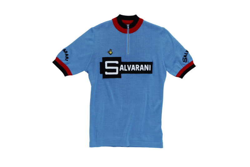 De Marchi Salvarini 1972 Replica Wool Cycling Jersey