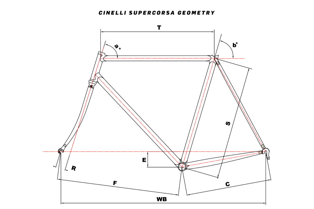 Cinelli Supercorsa Pista - Geometry-01
