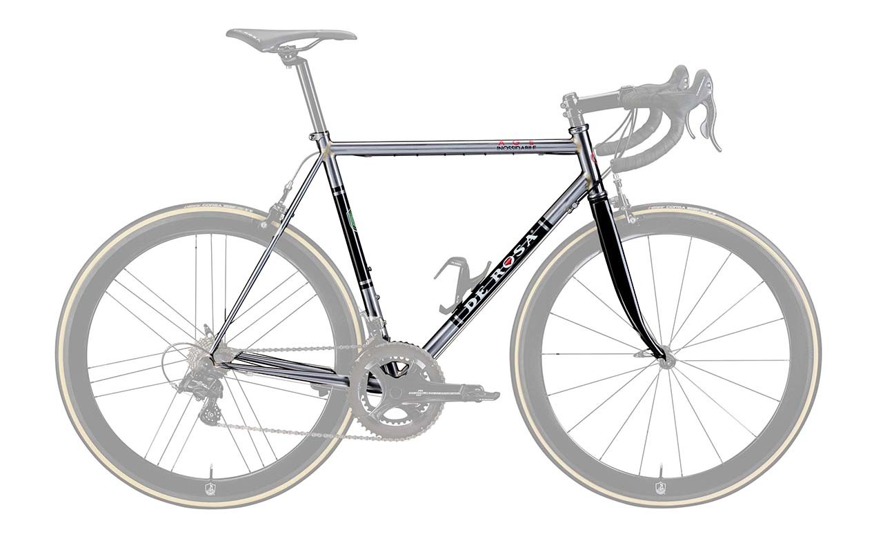 De Rosa Agé 2018 | Lugged Steel Frame | Cicli Corsa Classico