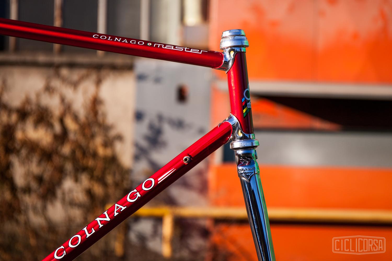 Colnago Master - Saronni Red