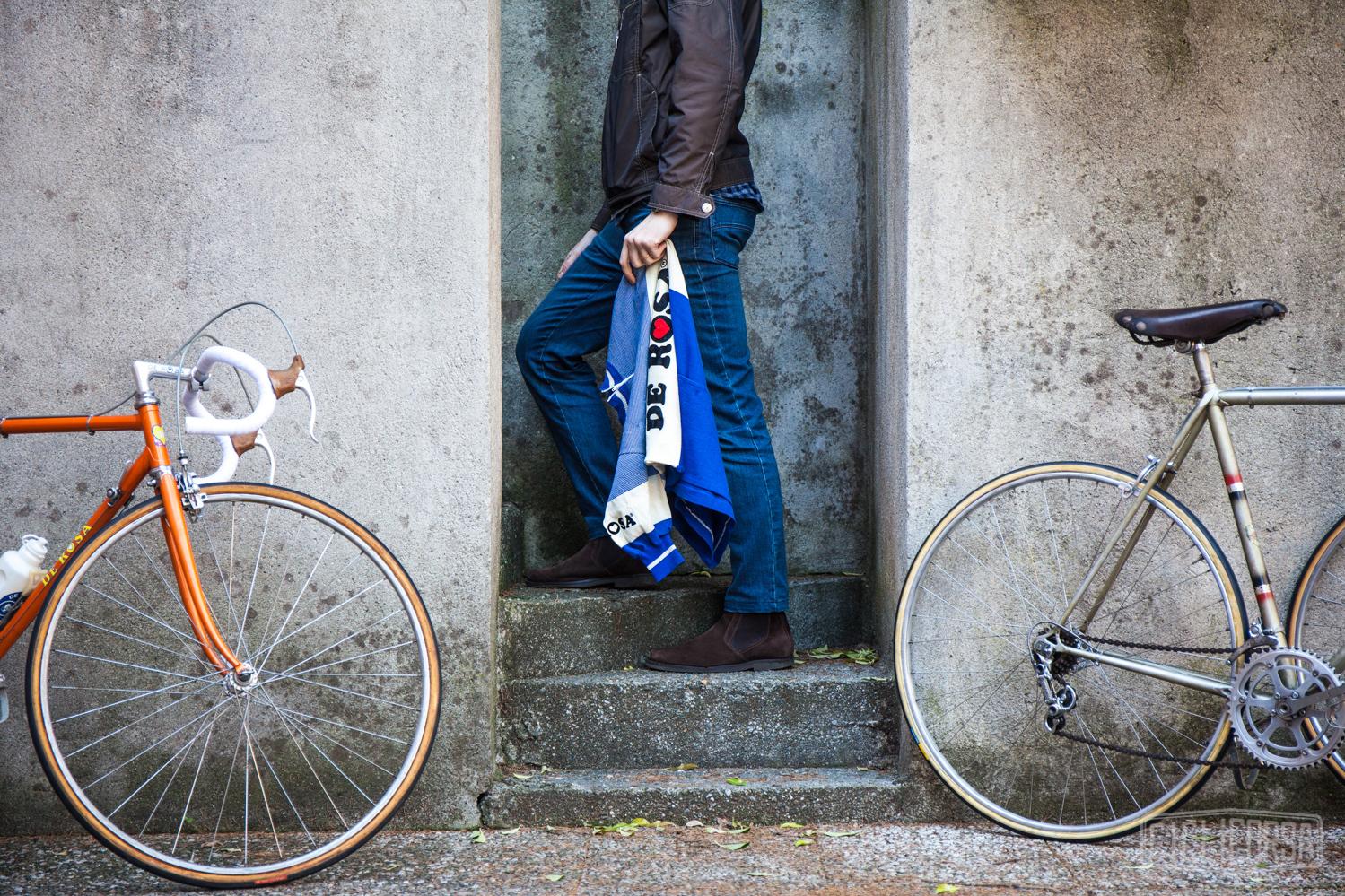 The Bicicletalist De Rosa Bicycle Collection