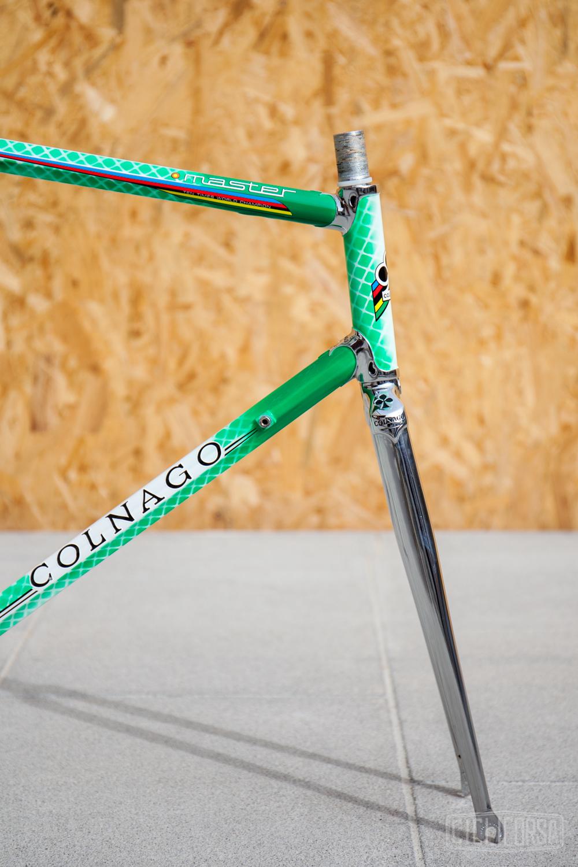 Colnago Master Steel Road Frame