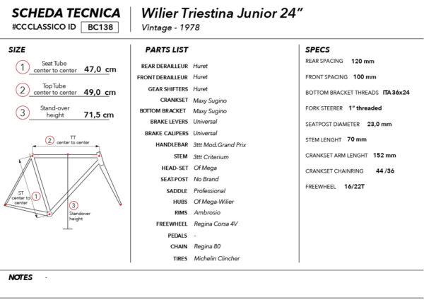 Wilier Junior