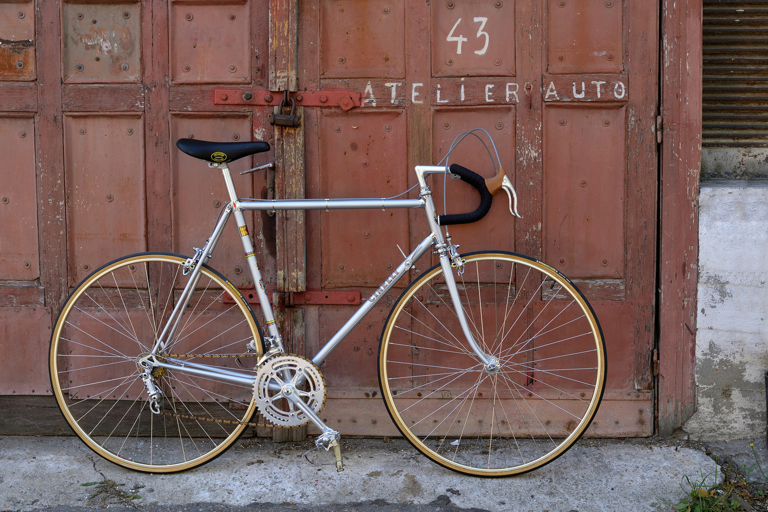 Cinelli Supercorsa 1971